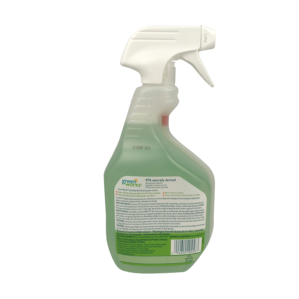 Clorox 00456 Green Works All Purpose Cleaner ShopAtDean