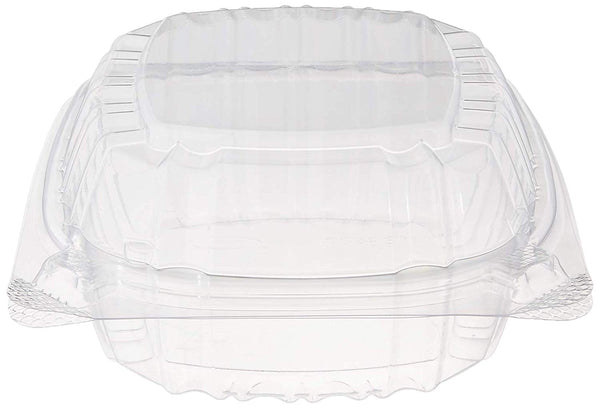 Dart C53PST1 5X5 ClearSeal Hinged Container