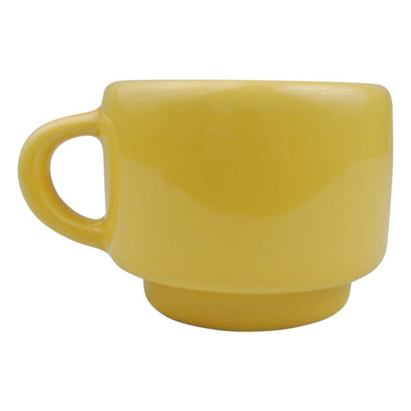 Diversified DC127 3 Oz Espresso Cup Yellow