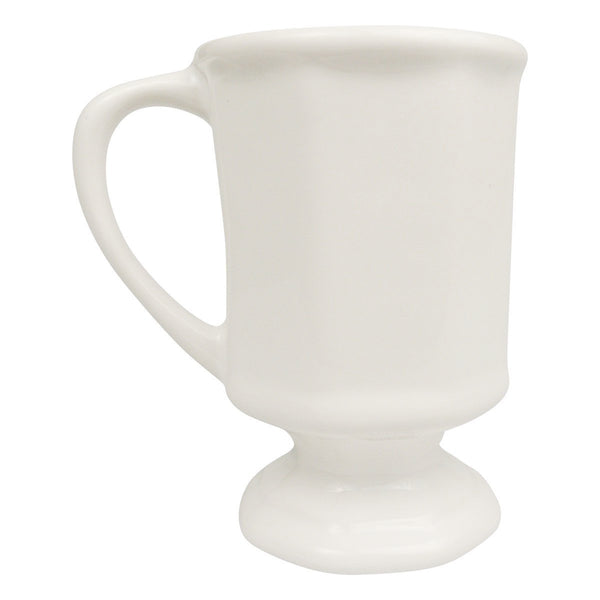 Diversified Ceramics DC145 9 Oz Executive Mug Ultra White