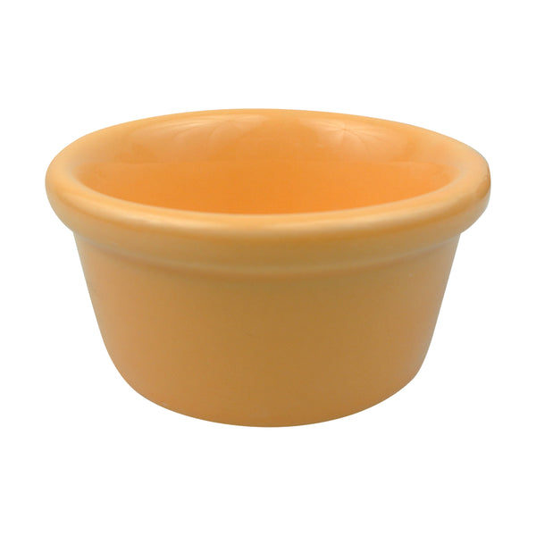 Diversified Ceramics DC366 5 Oz Plain Sunflower Ramekin