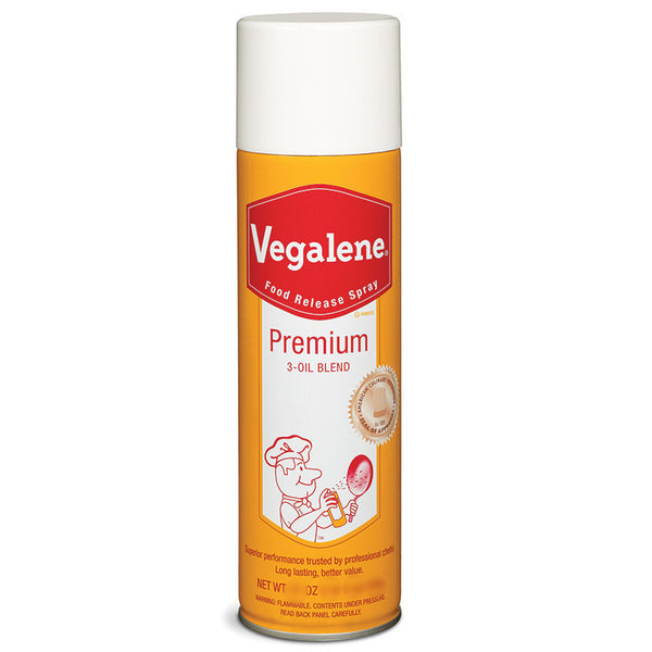 Vegalene Premium 14 Oz Aerosol Cooking Spray (14021)