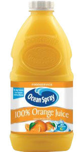 Ocean Spray 60 Oz Orange Juice