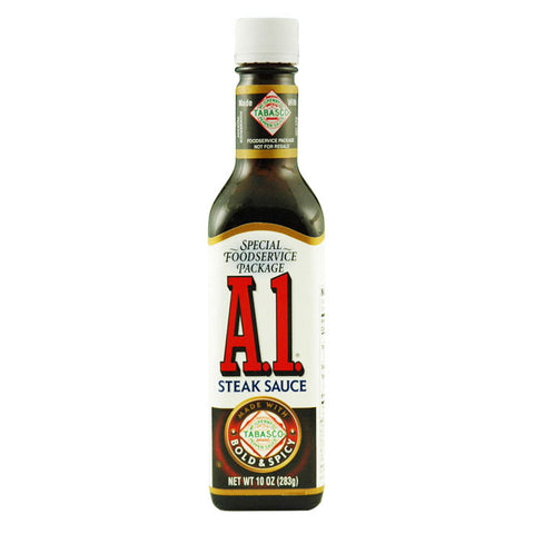 A1 NA072 Bold & Spicy Steak Sauce