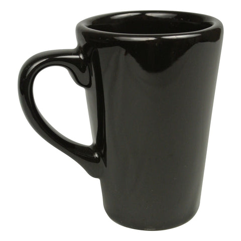Diversified DC111 7 Oz Laguna Coffee Mug Black