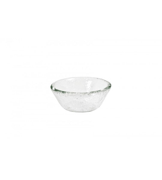 Cardinal FG944 4 Oz Tiger Glass Small Bowl Clear
