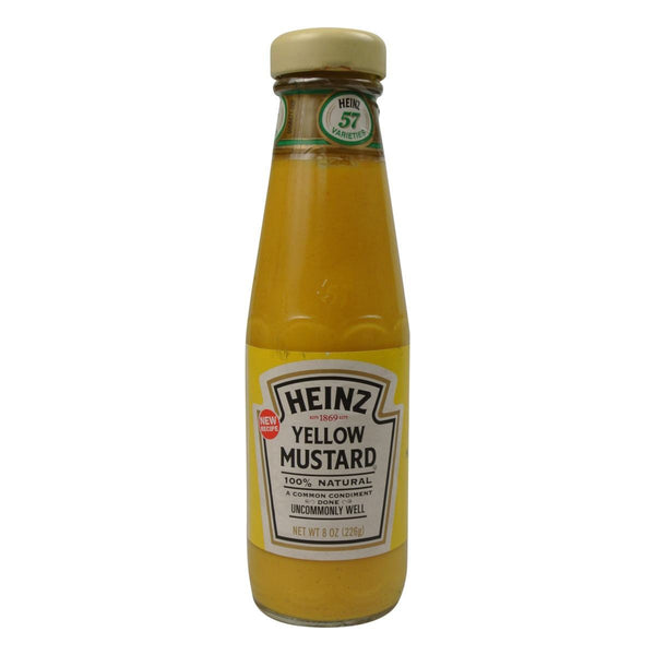 Heinz Pourable Mustard