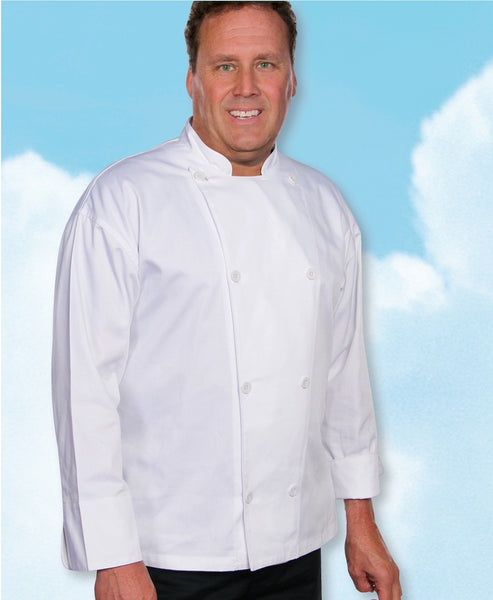 Chef Revival J200BK Performance Series Chef Coat