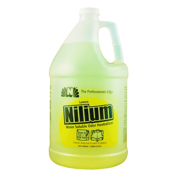 NILodor 128 WSL Nilium Lemon Water Soluble Odor Neutralizer Gallon