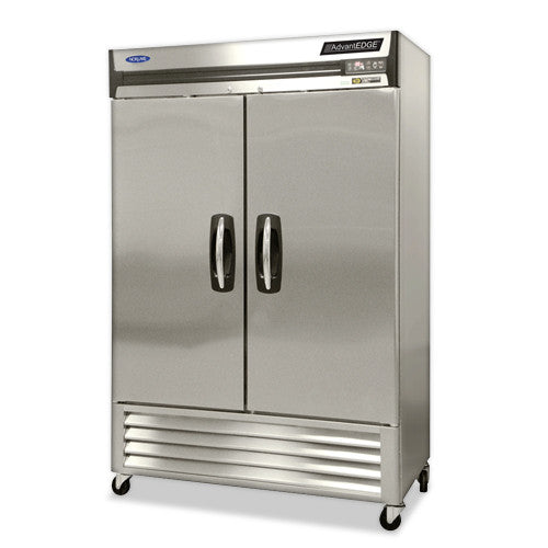 Nor-Lake NLF49-S 2 Door Reach-in Freezer