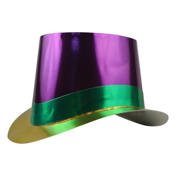 Party Time 1070MG Mardi Gras Top Hat