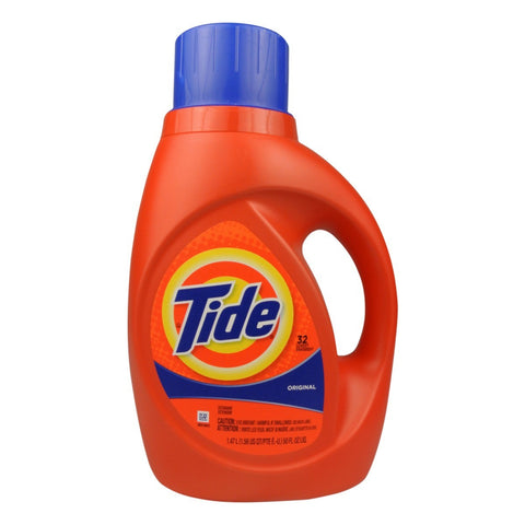 Tide 50 Oz Concentrated Liquid Tide (13878) 6/Case