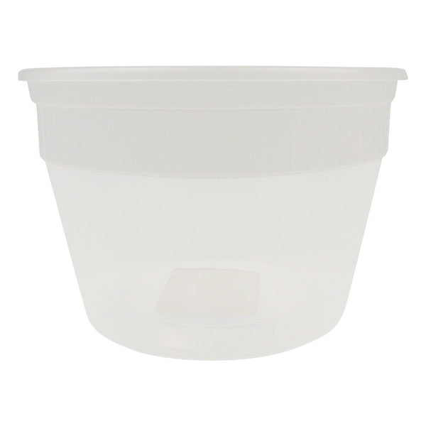 12 Oz Clear Deli Container Bottom Only 500/Case