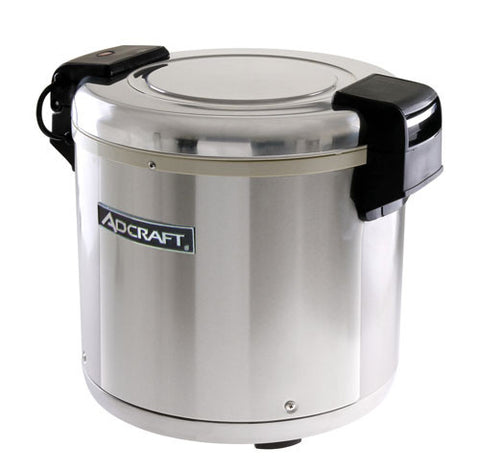 Adcraft RW-E50 50 Cup Rice Warmer
