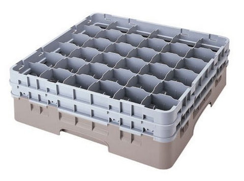 Glass Rack, 36 Compartment, 4.5