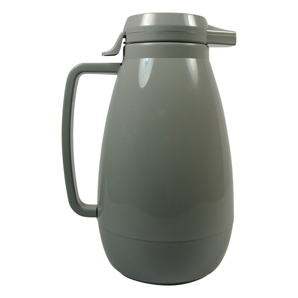 Service Ideas PB101GR Thermo-Serv Gray Coffee Server