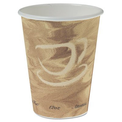 Solo 16 Oz Paper Hot Cups Misitique 1000/Case