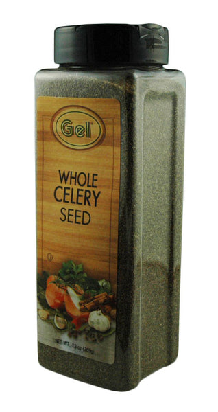 Whole Celery Seed 13 Ounces