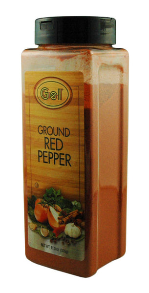 Ground Red Pepper 11.5 Ounces