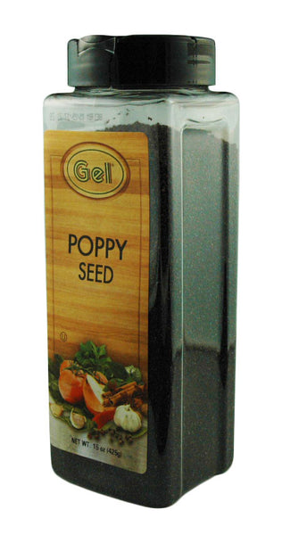 Poppy Seeds 15 Ounces