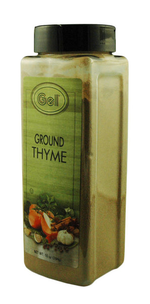 Ground Thyme Leaves 10 Ounces
