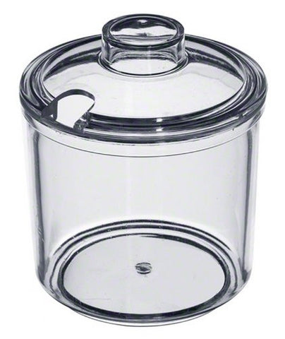 Update CJ-7AC 7 Oz Plastic Condiment Jar With Cover