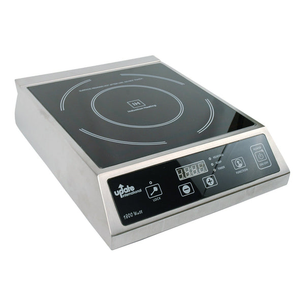 Update IC-1800W Counter Top Induction Range