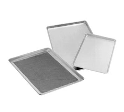 Advance Tabco 18-8A-13 Half Size Aluminum Baking Pan, 18 Ga