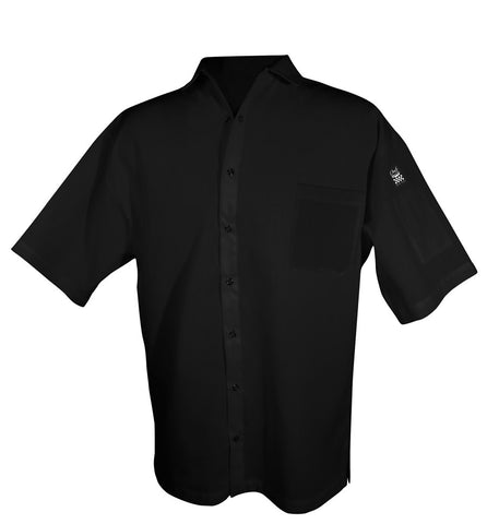 BVT-Chef Revival CS006 Short Sleeve Cook Shirt