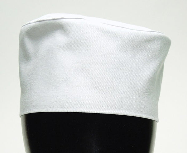 Bvt-Chef Revival H002 White Pill Box Hat