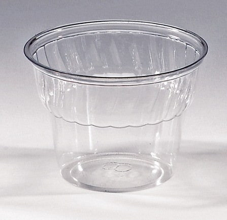 Comet 8 Oz Pet Clear Dessert Cup  Container (CDSPET8)