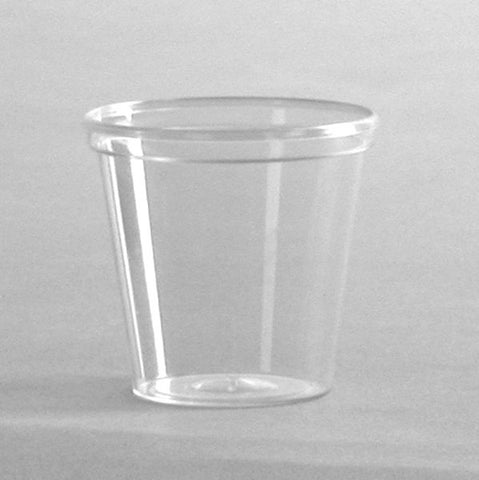 Comet 1 Oz Portion Cup/Shot Glass (P10)
