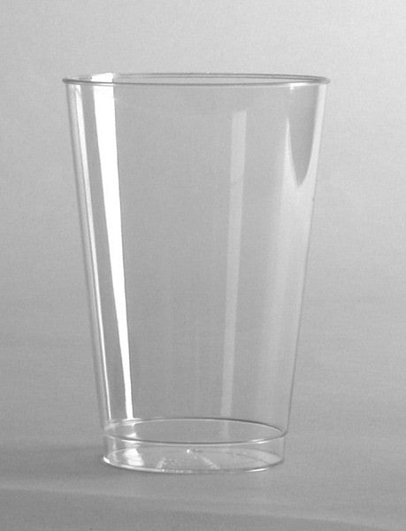Comet 14 Oz Tall Rigid Tumbler Clear (T14)