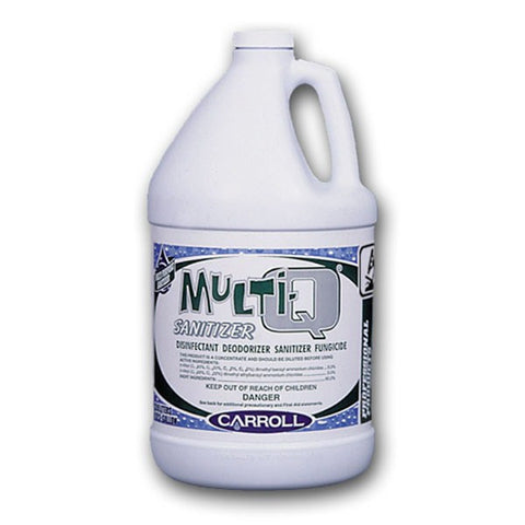 Carroll 75028 Gallon Multi-Q Disinfectant Sanitizer