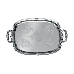 Update CT-1813H 18x13 Serving Tray Chrome