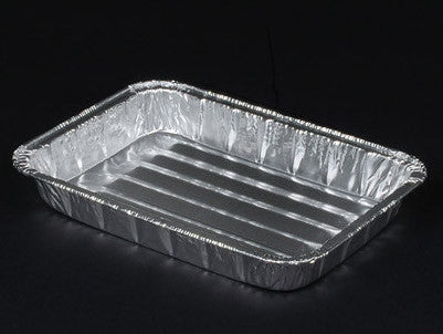 Durable 3200-30 Mini Aluminum Broiler Tray