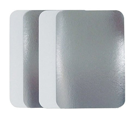 Durable L250500 Foil Oblong Lids
