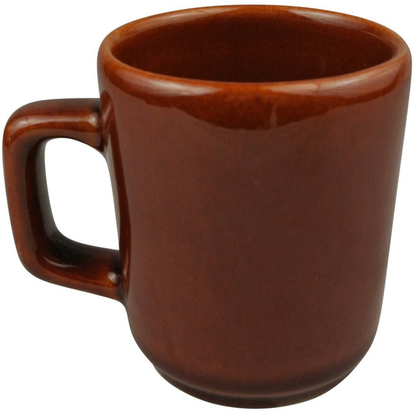 Diversified Ceramics DC120 9 Oz El Paso Mug Laredo Brown