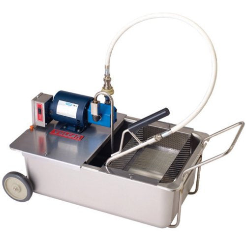 Vulcan MF-1 Mobile Filter Fryer 120 Volt, 60 Hz