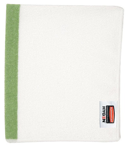 Rubbermaid 1805730 HYGEN Microfiber 16 x 19 Towels 24/Pack