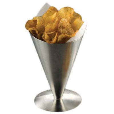 American Metalcraft SSFC7 Conical Snack Holder