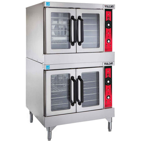 Vulcan VC44GD Convection Oven Double Deck Standard