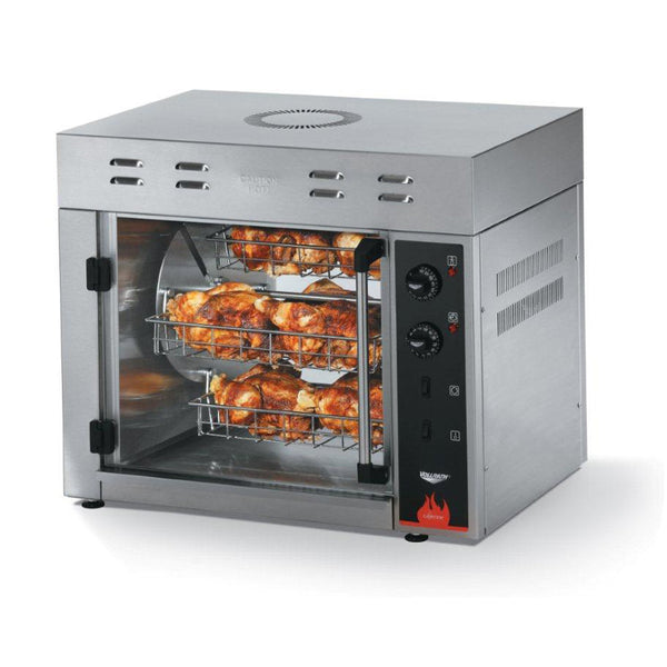 Vollrath 40704 8 Bird Rotisserie