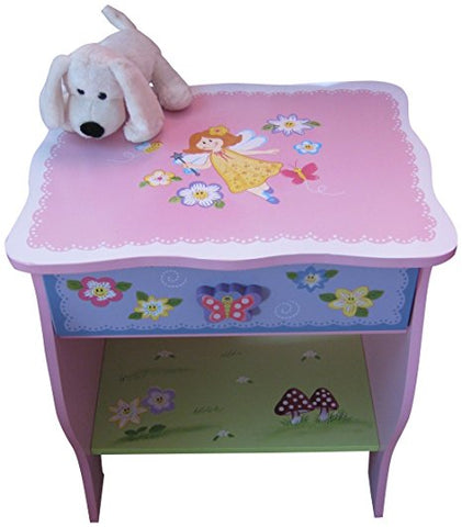 Fairy Design Bedside Table