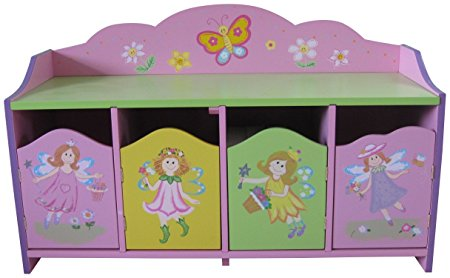 Fairy Design 4 Door Cabinet