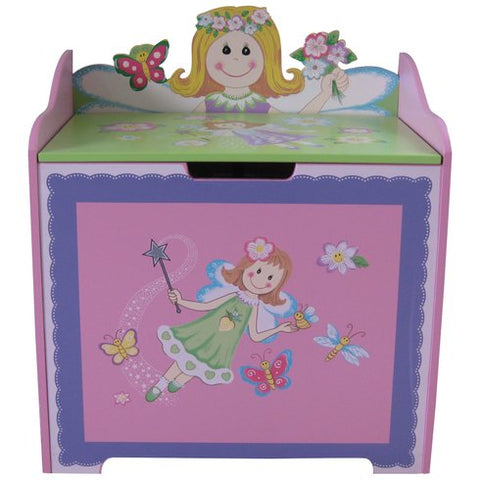 Fairy Design Toy Box