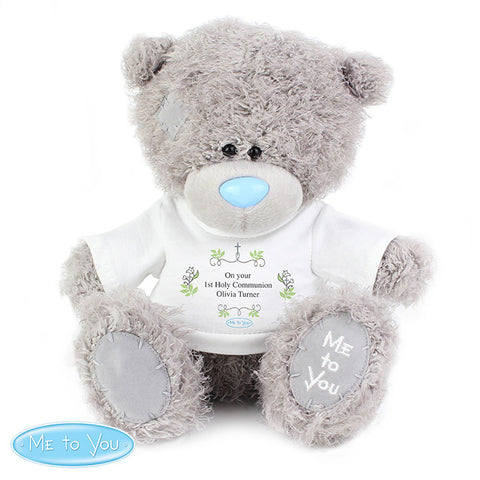 Me To You Personalised 1st Holy Communion Teddy Bear