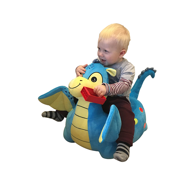 Blue Dragon Soft & Comfy Child's Chair