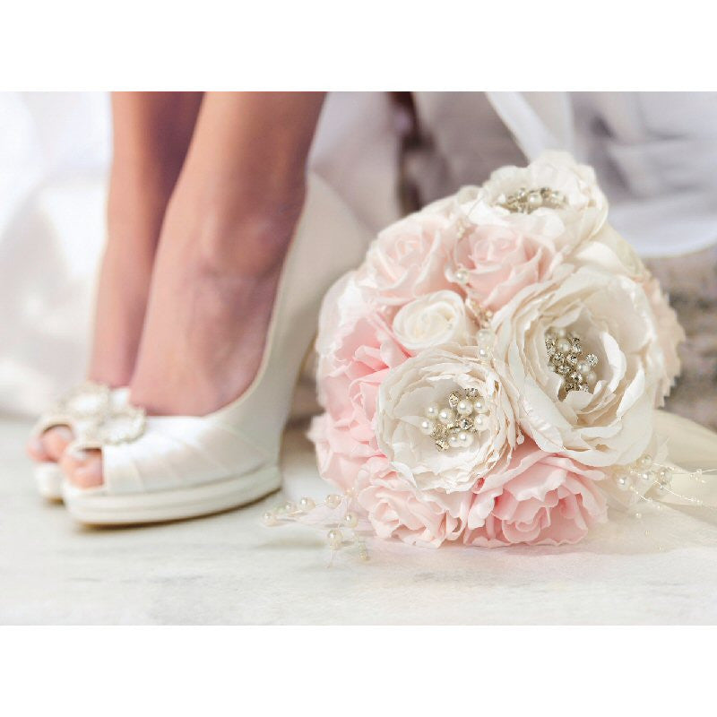 Chic & Shabby Wedding Bouquet - Harringtons