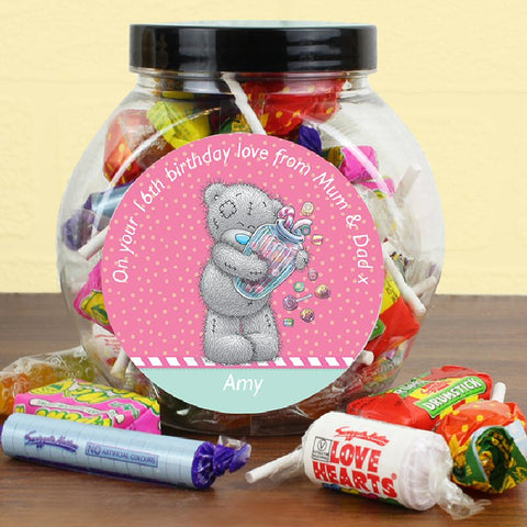 Me To You Candy Girl Sweets Jar For Her - Harringtons